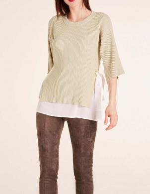 Krēmīgas krāsas sieviešu džemperis ASHLEY BROOKE