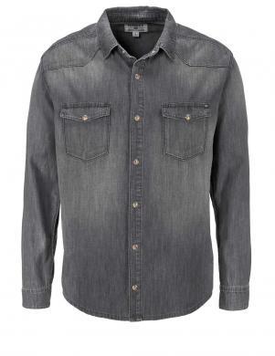 Pelēks vīriešu krekls PADDOCK'S