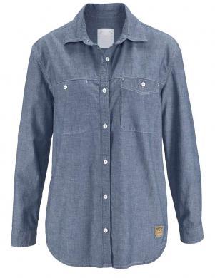 Zils vīriešu krekls CROSS