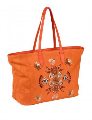 Oranža sieviešu soma HEINE