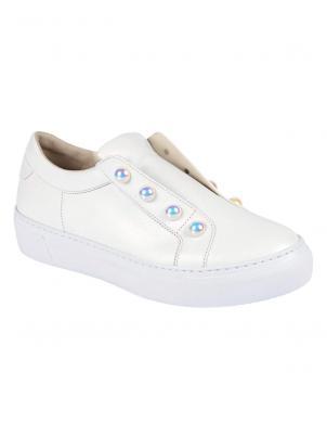 Balti sieviešu brīva laika apavi GABOR