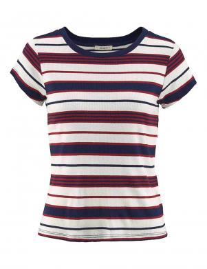 Svītrains sieviešu krekls LEE