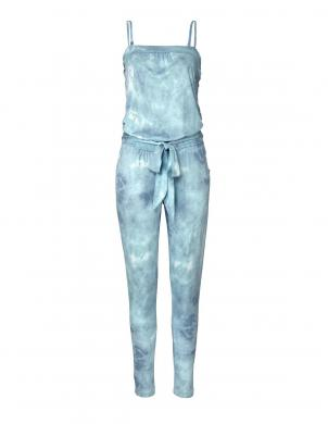 BUFFALO zilas krāsas sieviešu kombinezons