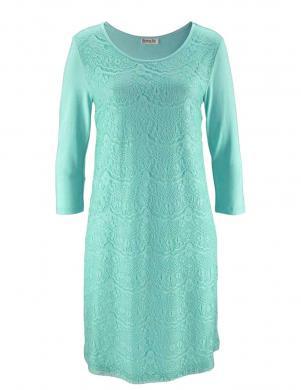 Gaiši zaļa mežģīņu kleita BOYSENS