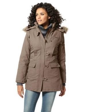 BOYSENS brūnas krāsas skaista sieviešu jaka