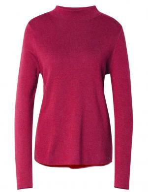 Tumši rozā viskozes džemperis  TOM TAILOR