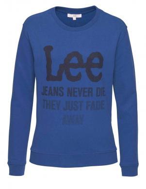 Zils sieviešu džemperis LEE