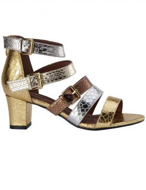 Čūskas ādas raksta sieviešu augstpapēžu sandales HEINE
