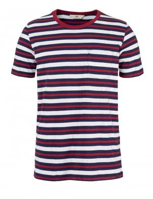 Svītrains vīriešu krekls LEE