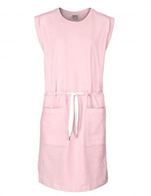 BENCH rozā stilīga kleita