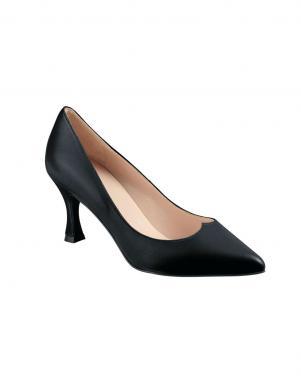 Melni ādas sieviešu augstpapēžu apavi HEINE