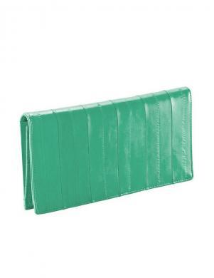 PRATTEN sieviešu zaļas krāsas maks