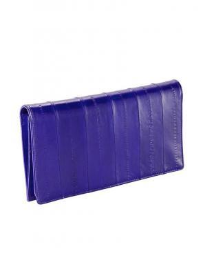 PRATTEN sieviešu violetas krāsas maks