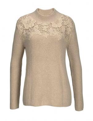 TAMARIS smilšu krāsas sieviešu džemperis