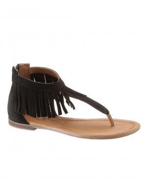 Melnas sieviešu sandales S. OLIVER