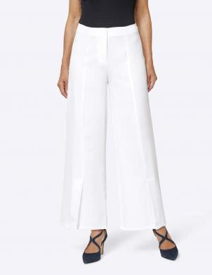 Baltas bikses ar šķēlumiem CREATION L