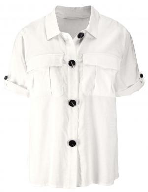 Balts krekls ar linu CREATION L