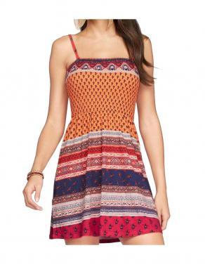 Krāsaina sieviešu kleita AJC