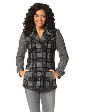 BOYSENS svītraina stilīga sieviešu jaka