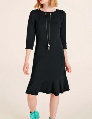 Melna sieviešu kleita HEINE