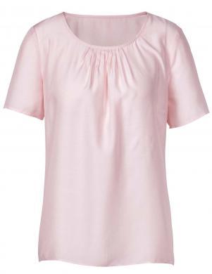 Rozā krāsas blūze ar zīdu CREATION L PREMIUM
