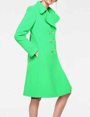 Zaļš sieviešu mētelis HEINE