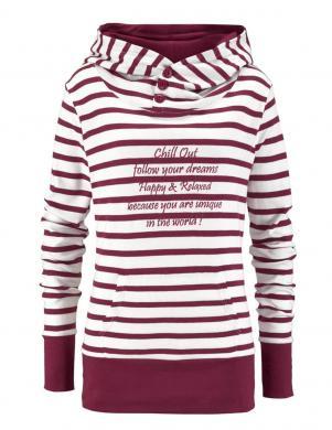 Svītrains sieviešu džemperis AJC