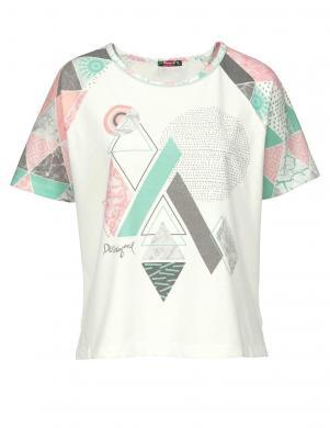 Krāsains sieviešu krekls DESIGUAL