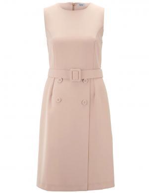 Gaiši rozā eleganta kleita ar jostu HEINE