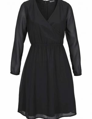 Melna klasiska kleita TAMARIS
