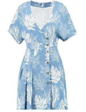 Zila īsa kleita PEPE JEANS