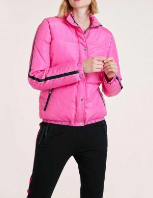 Rozā jaka ar melnām svītrām HEINE