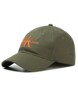 CALVIN KLEIN zaļa vīriešu cepure