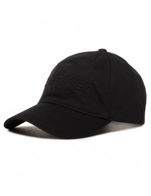 CALVIN KLEIN melna vīriešu cepure