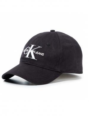 CALVIN KLEIN melna sieviešu cepure