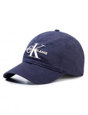 CALVIN KLEIN zila sieviešu cepure