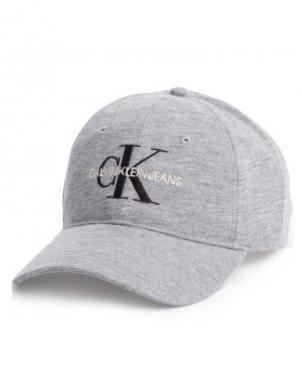 CALVIN KLEIN pelēka sieviešu cepure