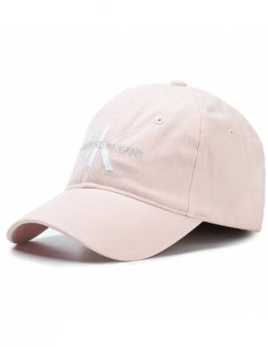 CALVIN KLEIN rozā sieviešu cepure