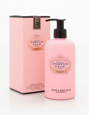 PORTUS CALE Rose Blush aromātisks ķermeņa un roku mazgāšanas līdzeklis 300 ml