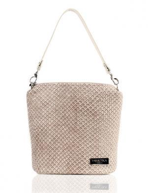 FARBOTKA sieviešu ādas soma
