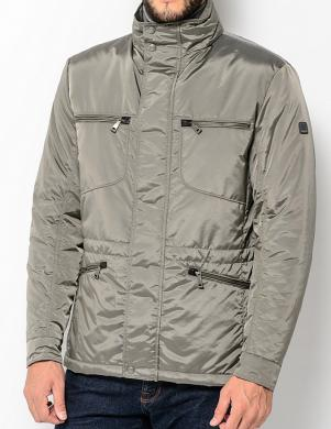 GEOX pelēkas krāsas stilīga vīriešu jaka