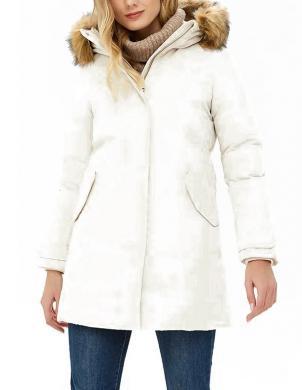 GEOX balta gara sieviešu jaka