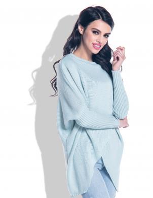 FOBYA zils sieviešu džemperis
