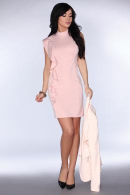 Rozā kleita MERRIBEL