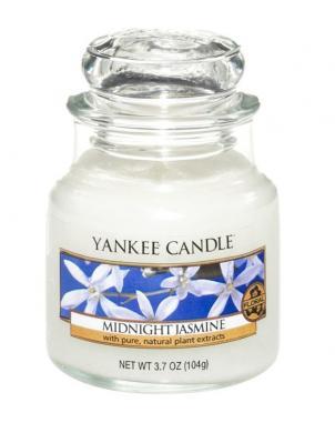 YANKEE CANDLE aromātiskā svece MIDNIGHT JASMINE 104 g