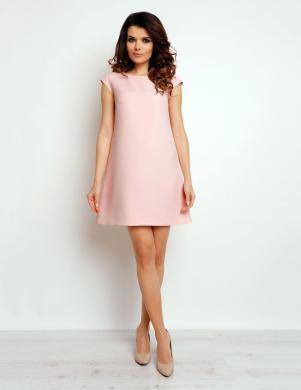 INFINITE YOU maigi rozā krāsas kleita M074