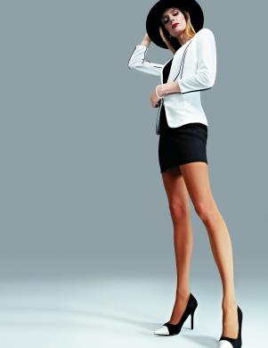 KNITTEX sieviešu zeķbikses 20 DEN SILQUENIA
