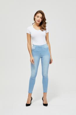 MOODO zili sieviešu džinsi