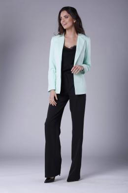 COLOUR MIST gaiši zaļa sieviešu jaka
