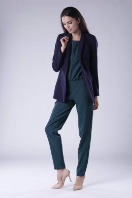 COLOUR MIST tumši zila sieviešu jaka